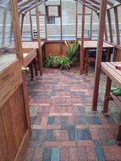 greenhouse brick floor - Google otsing