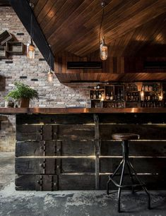 10 stunning industrial cafe interiors | My Cosy Retreat