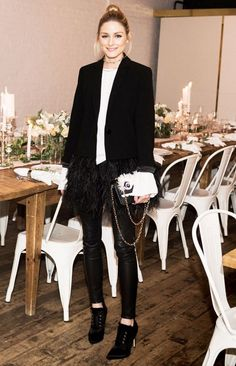 Olivia Palermo (THE OLIVIA PALERMO LOOKBOOK)