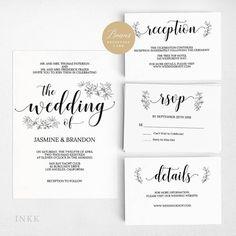 Hochzeitseinladungen Naturpapier U0026 Kraftpapier, Scheunenhochzeit, Vintage,  Boho, Einladung, Antwortkarte, Save The Date, Danksagung, Papeterie |  Pinterest ...