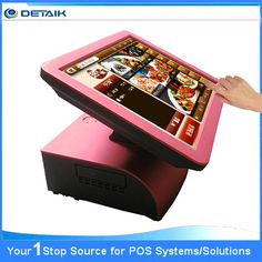 Touch Pos Terminal / Touch Screen Pos Machine/ Cash Register Photo, Detailed about Touch Pos Terminal / Touch Screen Pos Machine/ Cash Register Picture on Alibaba.com.