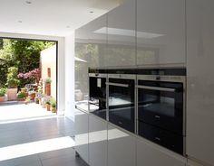 Carlson Stenner Architects & Interior Designers - Wimbledon, south west London. Sabine Carlson - Stenner.