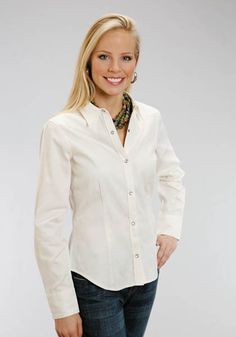 Stetson Chic : Womens Western Blouse by Stetson® | Free Shippin on Cowgirl Shirts