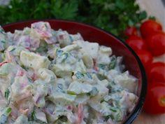 Creamy Vegan Potato Salad - Recipe Detail - BakeSpace.com