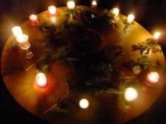 Winter Solstice Celebrations for Families and Households by Selena Fox at Circle Sanctuary. Wonderful information.