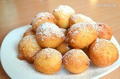 Veľmi jednoduchý recept na šišky - sú chutné, chrumkavé a nadýchané... jednoducho vynikajúce :)