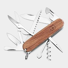 For the art loving adventurer - our Hunstman Swiss Army Knife is available at the MoMA store