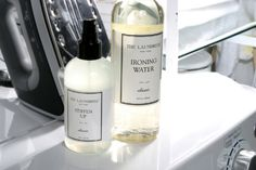 "The Laundress Bügelwasser ""Ironing Water"" - Bedandroom Ironing Water, Vodka Bottle, Frugal, Flasks, Simple, Financial Statement"