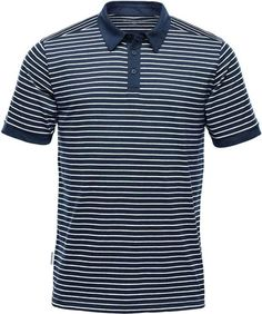 Navy/White Navy And White, Black And Grey, Liberty Mutual, Contrast Collar, Preppy Style, Dress Up, Polo, Female, Sleeves