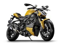 Ducati Streetfighetr 848 2012