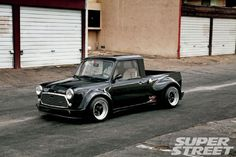 Canadian Auto Network pin: 1967 Mini Morris Truck - What The Truck?!