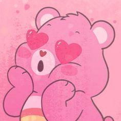 unlock the magic Pink Wallpaper, Cartoon Wallpaper, Aesthetic Iphone Wallpaper, Aesthetic Wallpapers, Aesthetic Art, Aesthetic Anime, Cartoon Profile Pics, Pink Photo, Care Bears