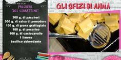 La ricetta dei favolosi paccheri dei ciabattini di Anna Moroni | Ultime Notizie Flash