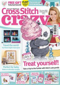 Cross Stitch Crazy  Issue 202 May 2015 Zinio
