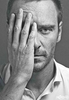 Michael Fassbender by Nicolas Guerin