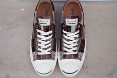 """Converse Jack Purcell """"Patchwork"""" France Only"""