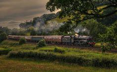 train wallpaper free, 998 kB - Rodney Jones