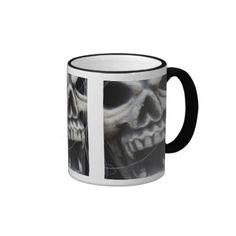 Vampire Skull Mug or Stein Available in several colors and sizes  zazzle.com/capecodgiftshop
