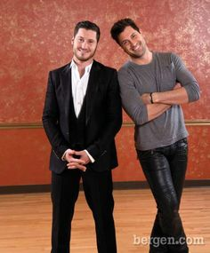 dancers/brothers Valentin & Maksim Chmerkovskiy of Dancing With the Stars Mark Ballas, Maksim Chmerkovskiy, Celebrity Siblings, All In The Family, Strictly Come Dancing, Shall We Dance, Professional Dancers, Raining Men, Dancing With The Stars