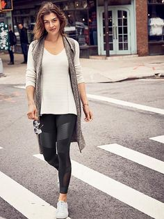 SOMA Sweater Vest | Athleta (Walnut)