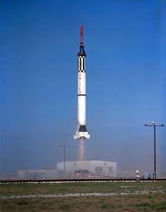 Project Mercury - Mercury-Redstone 2 - 31 January 1961