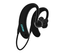 Kuaifit Sport Headphones - Heart Rate Monitor Fitness Tracker Player for sale online Wireless Headphones For Tv, Running Headphones, Sports Headphones, My Fitness Tracker, Fitness Tracker Reviews, Exercise Tracker, Fitness Gadgets, Wearable Technology, Heart Rate Monitor
