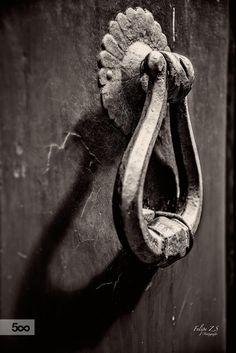 TOC TOC... by Felipe Zárate Simón on 500px Door Handles, Snake, Animals, Decor, Knock Knock, Fotografia, Door Knobs, Animales, Decoration