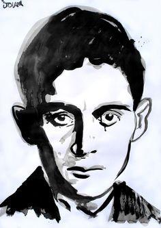"""De una época que ya hace rato se olvidó, en donde el derecho era cuestión de honor y los abogados defendían a los desamparados, existió un término jurídico con el que recientemente me topé en una pesquisa. Me refiero al concepto de """"ignorancia invencible"""". El susodicho concepto hace referencia a esas ocasiones en las que una averiguación o hecho jurídico se le comunicaba a alguien y éste definitivamente no lo podía asimilar. [Frank Kafka, en la concepción de Jover]."""