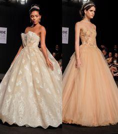 Grandes Marcas de Vestido de Noiva Desfilam em São Paulo - Solaine Picoli