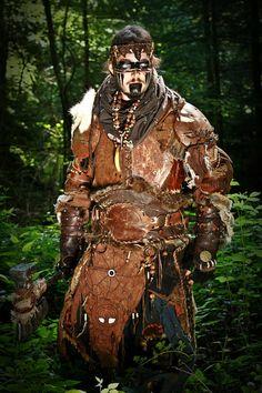 barbarian renaissance costume - Google Search