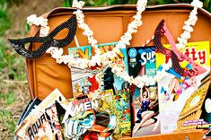 Comic Book Anniversary Photos | Green Wedding Shoes Wedding Blog | Wedding Trends for Stylish + Creative Brides