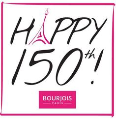 150 Years of Bourjois Cosmetics (France)