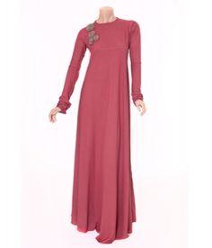 Abaya (front seam)