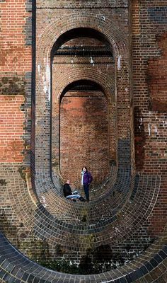 Nice place for a Picnic - Balcombe,Viaduct,East Sussex, England