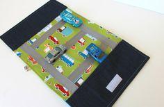 Kids Toy Boys Car Toy Take Along Billy Car by handmadetherapykids, $25.00
