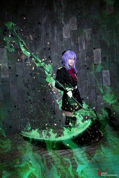 Owari of the End ~ Shina Hiiragi cosplay