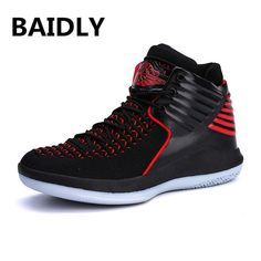 371272d3989 Basket Homme Outdoor Basketball Shoes Men  s Wear-resistant Anti-skid  Training Sneaker Basketball Shoes Sneakers Men