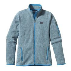 Patagonia W Better Sweater Jkt-Dusk Blue