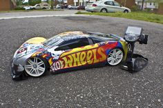 Traxxas XO 1 Hot Wheels Hypercar By Marcus White [Readers Ride]