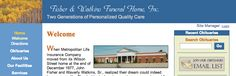 Welcome Fisher And Watkins Funeral Home | Authorized Funeral Finance, LLC Provider