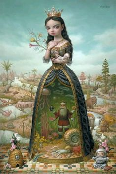 I always wanted this as a back piece for a tattoo. #markryden