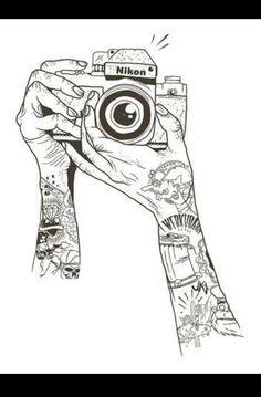 Draw tattoo