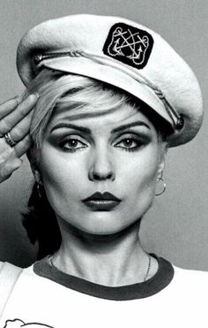 Chris Stein, Women Of Rock, Blondie Debbie Harry, Music Pictures, Punk Rock, Rock And Roll, Famous People, 1970s