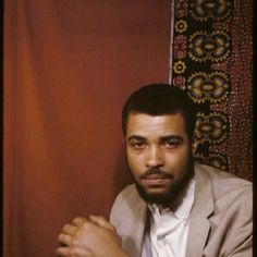 A young James Earl Jones looking very handsome! He was our 1990 Sackler awardee! #mufasa