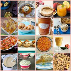 50+ Recipes with Peaches Recipe Round-up