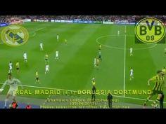 FULL 2nd Leg - Real Madrid vs Borussia Dortmund 2-0 (30/04/2013) Champion League