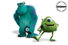 Funny Monsters, Disney Monsters, Monsters Inc, Disney Pixar, Alanna Ubach, Bonnie Hunt, Mike And Sully, Billy Crystal