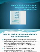 Understanding the Role of Responsible Office in Revalidation