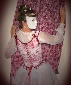 "corset ""marquise"" :: Baronessa Baronessa"