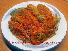 Ψάρια τηγανιτά σαβόρο Mediterranean Recipes, Meatloaf, Seafood, Oven, Pork, Fish, Blog, Sauces, Pork Roulade